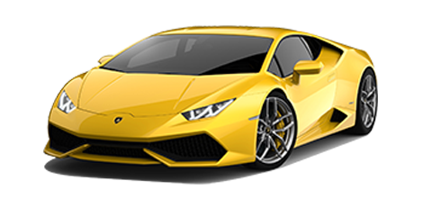 Lamborghini Huracan Jaune